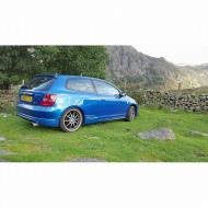 Honda Civic ep2 Vidi blue 1.6 VTEC Sport