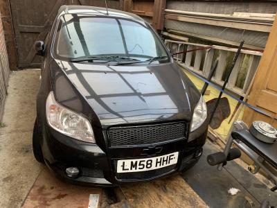 Chevy Aveo with 1800 ecotec ( fore sale)